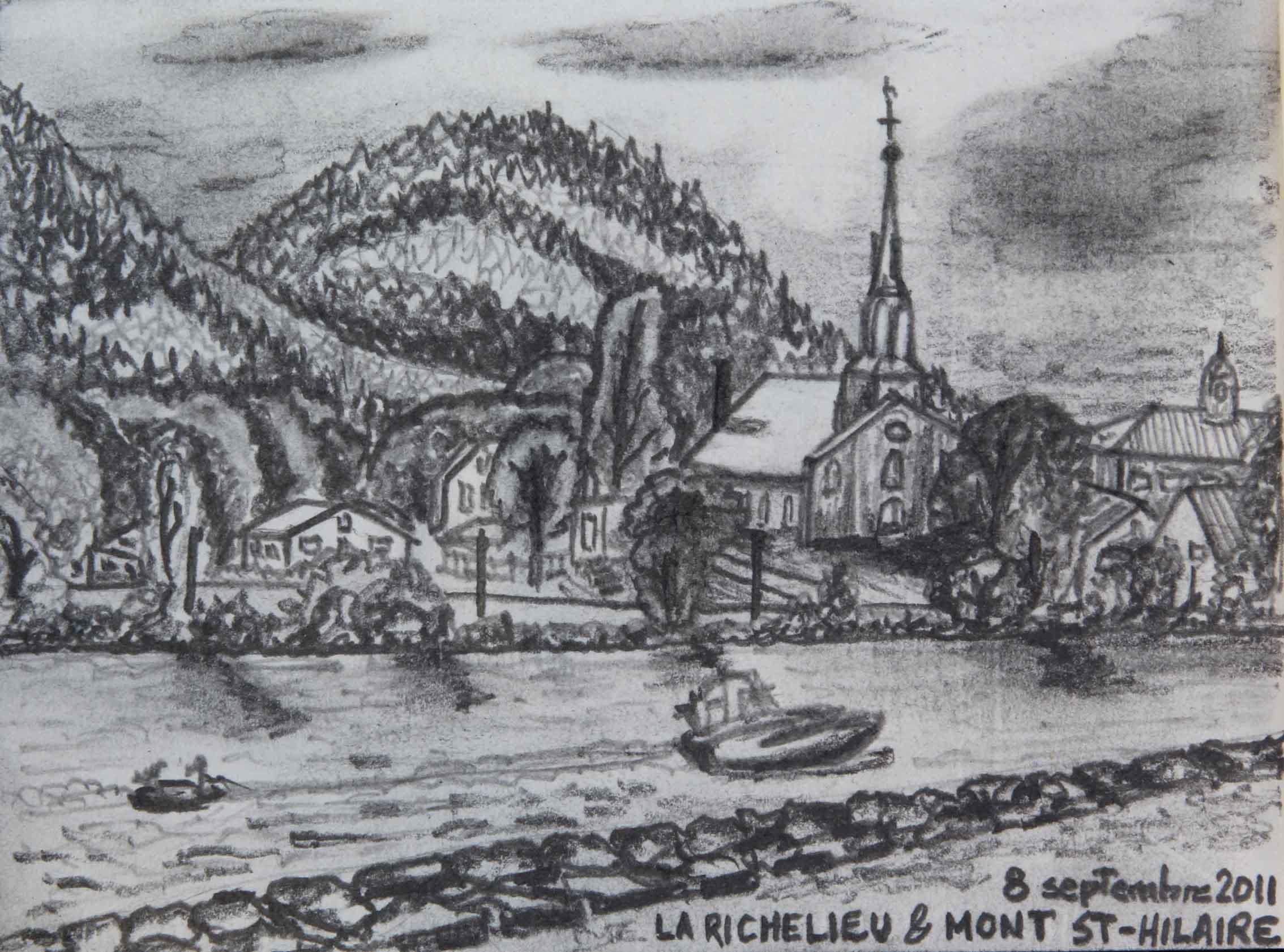 D10 La Richelieu_Mt St-Hilaire