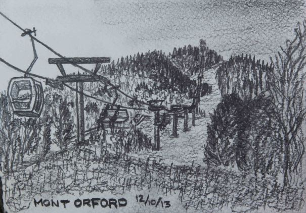 D21 Mont Orford