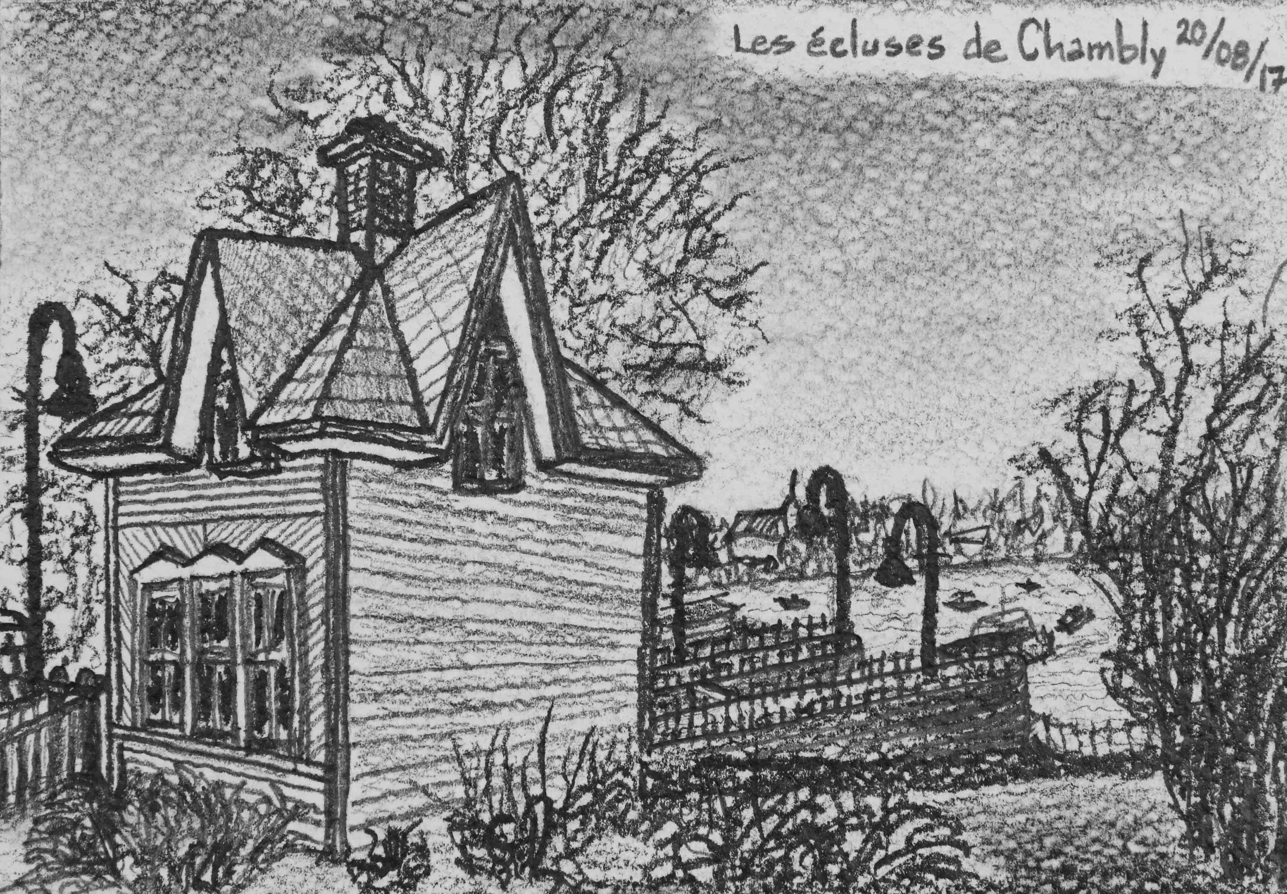 D30 Les écluses de Chambly