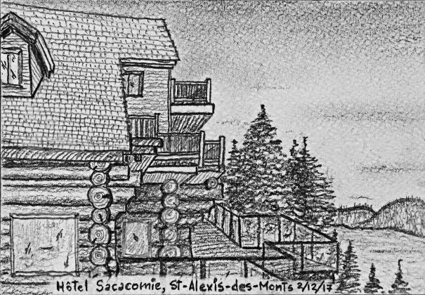 D31 Hôtel Sacacomie
