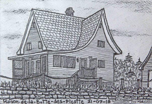 D35 Maison de la Butte-des-Picotte aux Îles-de-la-Madeleine